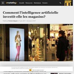 Comment l'intelligence artificielle investit-elle les magasins? - Retail