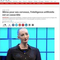 Même pour ses cerveaux, l'intelligence artificielle est un casse-tête