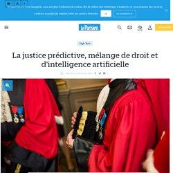 La justice prédictive, mélange de droit et d'intelligence artificielle