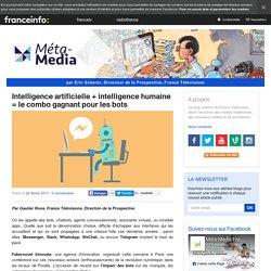 Intelligence artificielle + intelligence humaine = le combo gagnant pour les bots
