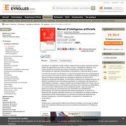 Manuel d'intelligence artificielle - L. Frécon, O. Kazar