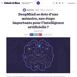 DeepMind se dote d'une mémoire, une étape importante pour l'intelligence artificielle ?