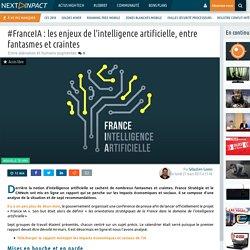 #FranceIA : les enjeux de l'intelligence artificielle, entre fantasmes et craintes