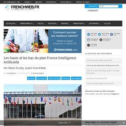 Les hauts et les bas du plan France Intelligence Artificielle