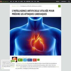 L'intelligence artificielle utilisée pour prédire les attaques cardiaques