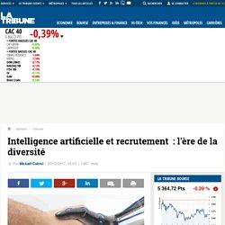 Intelligence artificielle et recrutement: l'ère de la diversité