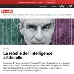 Le rebelle de l'intelligence artificielle