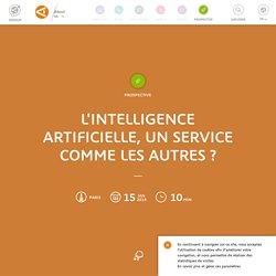 L'intelligence artificielle, un service comme les autres