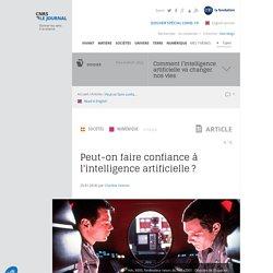 Peut-on faire confiance à l'intelligence artificielle?