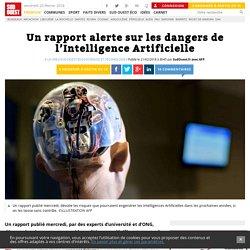 Un rapport alerte sur les dangers de l'Intelligence Artificielle