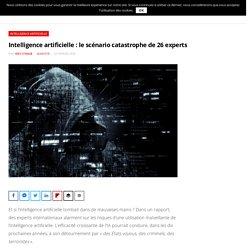 Intelligence artificielle : le scénario catastrophe de 26 experts