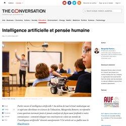 Intelligence artificielle et pensée humaine