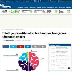 Intelligence artificielle : les banques françaises tâtonnent encore