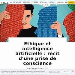 Ethique et intelligence artificielle : récit d'une prise de conscience