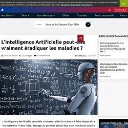 3-L'Intelligence Artificielle peut-elle vraiment éradiquer les maladies ?