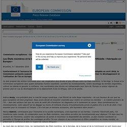 Les États membres et la Commission vont collaborer pour stimuler l'intelligence artificielle «fabriquée en Europe»