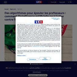 Des algorithmes pour épauler les professeurs : comment l'intelligence artificielle peut lutter contre l'échec scolaire