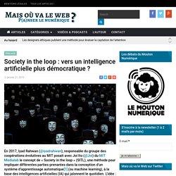 Society in the loop : vers un intelligence artificielle plus démocratique ?