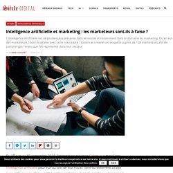 Intelligence artificielle et marketing : les marketeurs sont-ils à l'aise ?