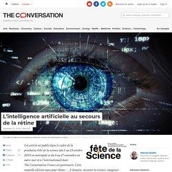 L'intelligence artificielle ausecours delarétine