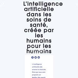 L'intelligence artificielle dans les soins de santé, créée par les humains pour les humains - Sanofi