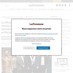 La Minute Eco : Aix-Marseille monte en puissance sur les données et l'intelligence artificielle
