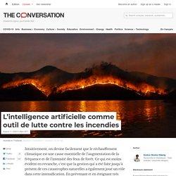 L'intelligence artificielle comme outil de lutte contre les incendies
