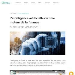 L'intelligence artificielle comme moteur de la finance - FinTech