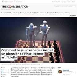 Comment le jeu d'échecs a inspiré un pionnier de l'intelligence artificielle