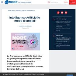 Intelligence Artificielle : mode d'emploi !