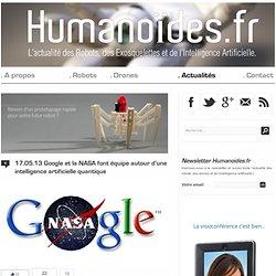 Google et la NASA font équipe autour d'une intelligence artificielle quantique