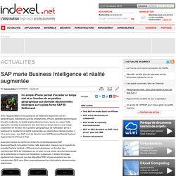 SAP marie Business Intelligence et réalité augmentée