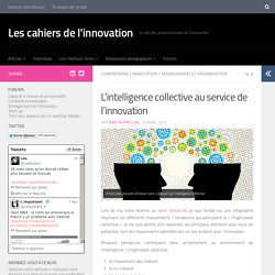 L'intelligence collective au service de l'innovation