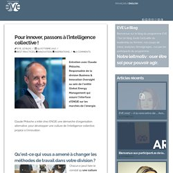 Pour innover, passons à l'intelligence collective !