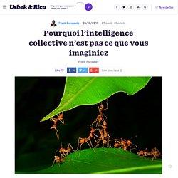 Pourquoi l'intelligence collective n'est pas ce que vous imaginiez