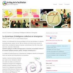 La dynamique de l'intelligence collective en émergence