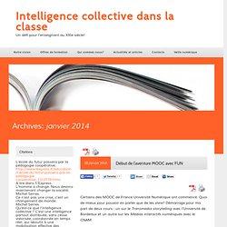 Intelligence collective dans la classe