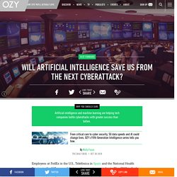 Will Artificial Intelligence Save Us From the Next Cyberattack?
