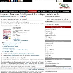 Projet Business Intelligence informatique décisionnelle.