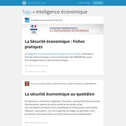 Intelligence Economique — Blogs, images, et bien plus sur WordPr