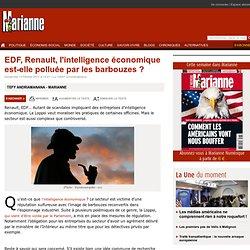 EDF, Renault, l'intelligence économique est-elle polluée par les barbouzes ?