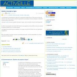 Gestion de projet en ligne