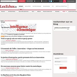 Intelligence ?conomique - Blogs - Les Echos