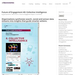 Future of Engagement #8: Collective Intelligence