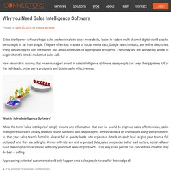 Lead Generation and Social Selling Articles and News