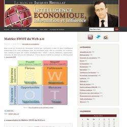 Matrice SWOT du Web 2.0