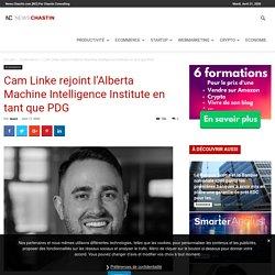 Cam Linke rejoint l'Alberta Machine Intelligence Institute en tant que PDG - Les dernières News
