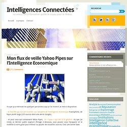 Mon flux de veille Yahoo Pipes sur l'Intelligence Economique