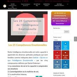 Les 25 Competences de l'Intelligence Emotionnelle - Intemotionnelle