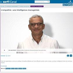 Eric-Jean Garcia, Sciences-Po Paris - L'empathie : une intelligence managériale